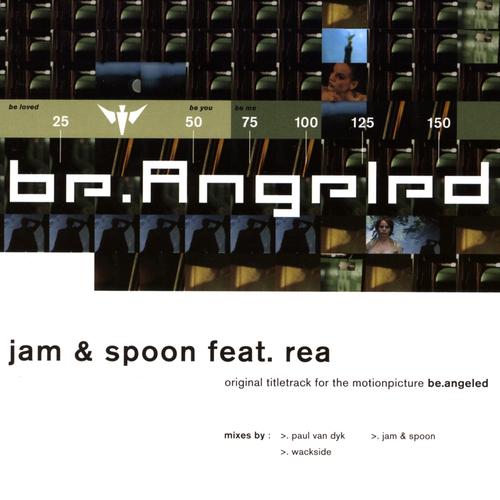 Album Art - Be.Angeled