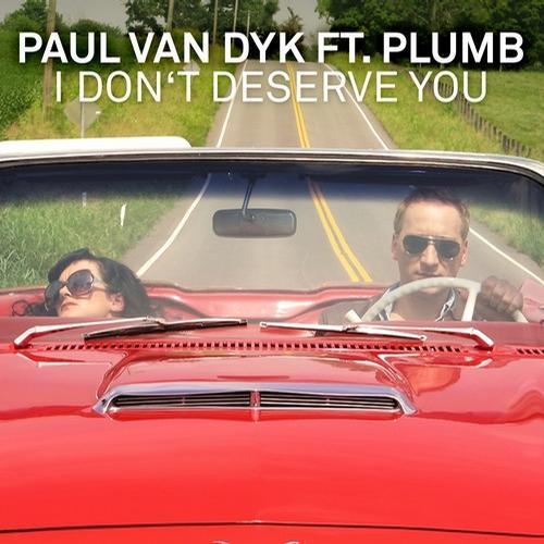 Album Art - I Don't Deserve You