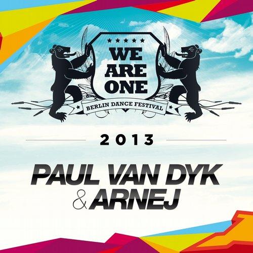 We Are One 2013 Album Art