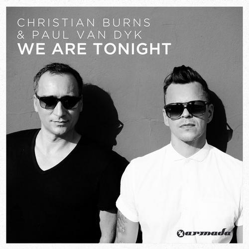 Album Art - We Are Tonight