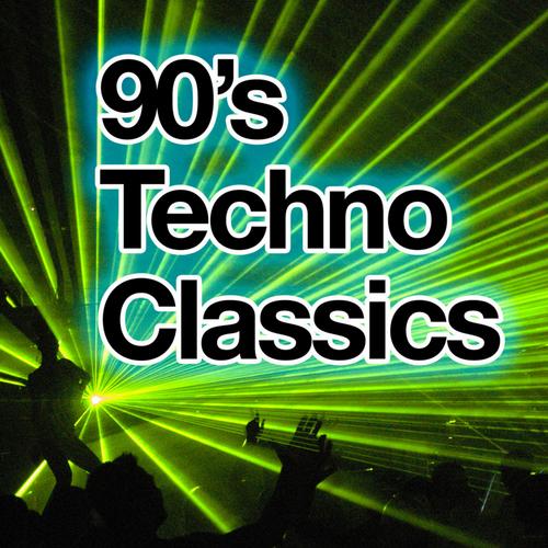 Album Art - 90's Techno Classics