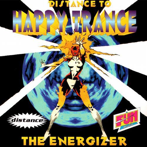 Album Art - Distance To Happy Trancer - The Energizer