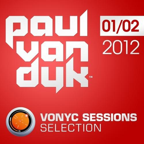 Album Art - VONYC Sessions Selection 2012 - 01/02