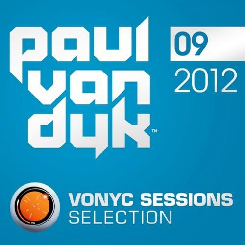 Album Art - VONYC Sessions Selection 2012-09