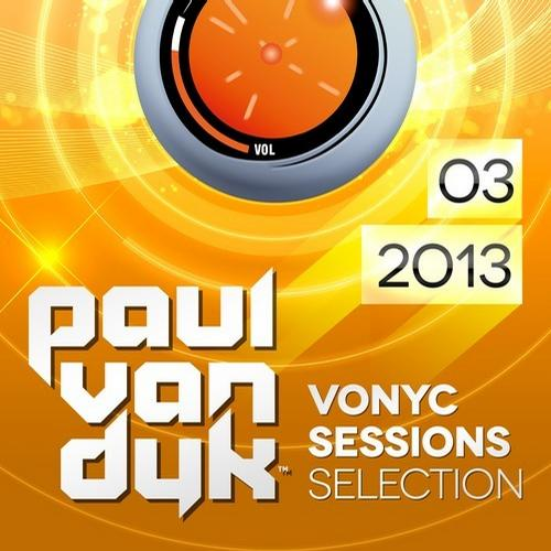 Album Art - VONYC Sessions Selection 2013-03