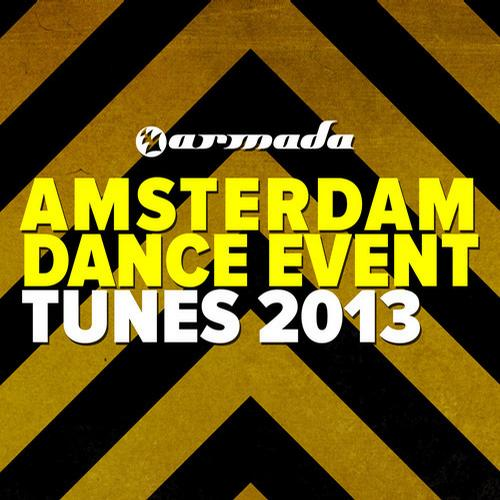 Album Art - Armada Amsterdam Dance Event Tunes 2013