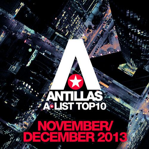 Album Art - Antillas A-List Top 10 - November / December 2013 (Bonus Track Version)