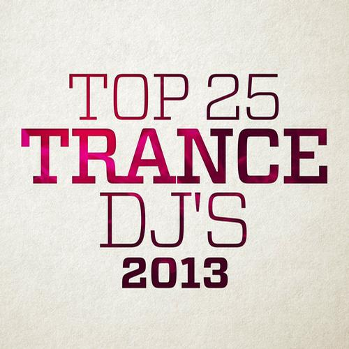 Album Art - Top 25 Trance DJ's 2013