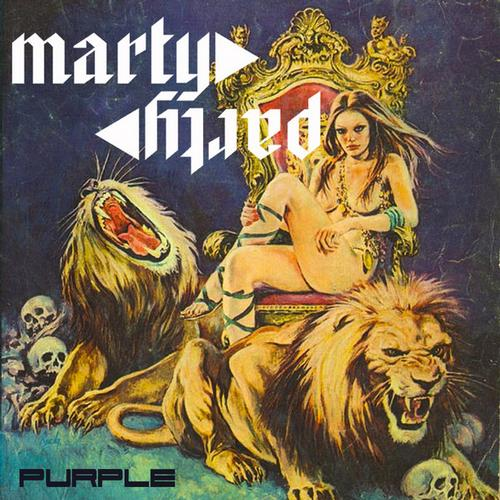 Album Art - Purple