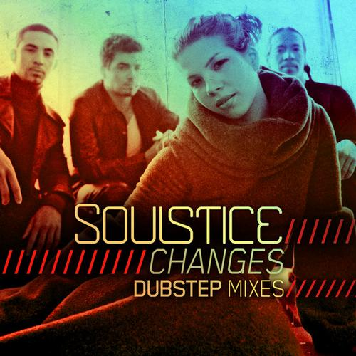 Album Art - Changes (Dubstep Mixes)