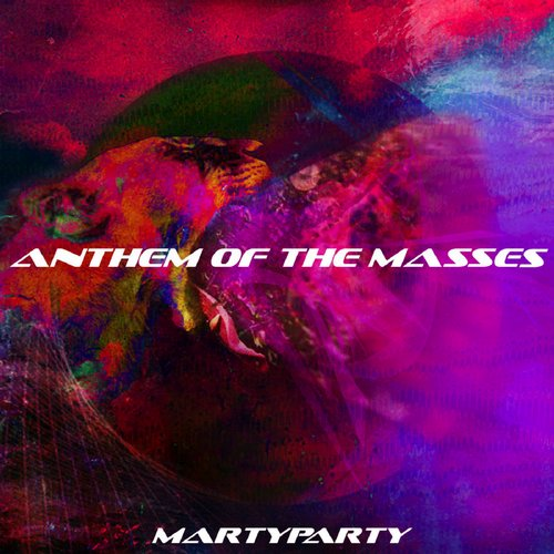 Album Art - Anthem of the Masses - Single