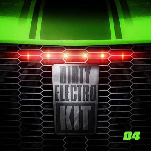 Album Art - Dirty Electro Kit - Part 4