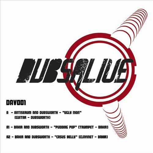 Album Art - Dubs Alive 001