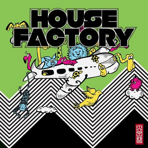 House Factory Album Art
