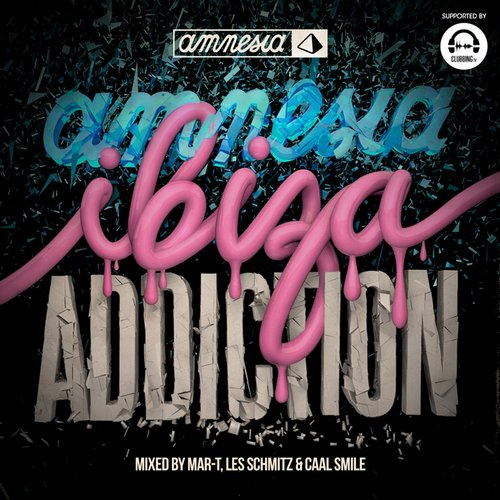 Album Art - Amnesia Ibiza Addiction (Mixed by Mar-T, Les Schmitz & Caal Smile)