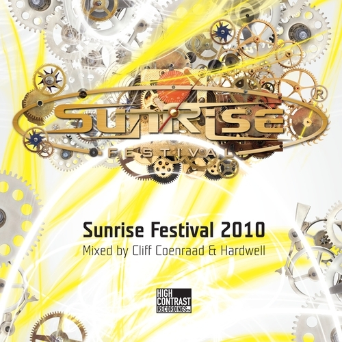 Album Art - Sunrise Festival 2010