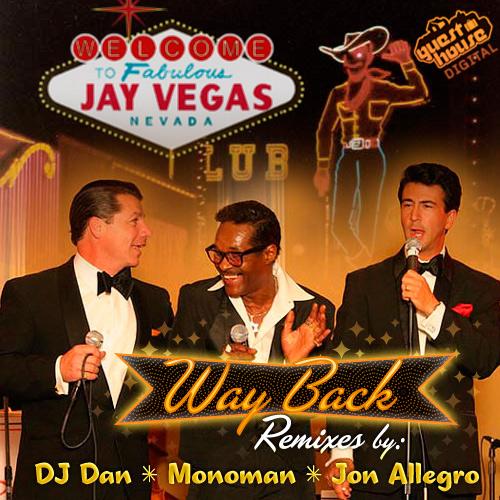 Album Art - Way Back Remixes