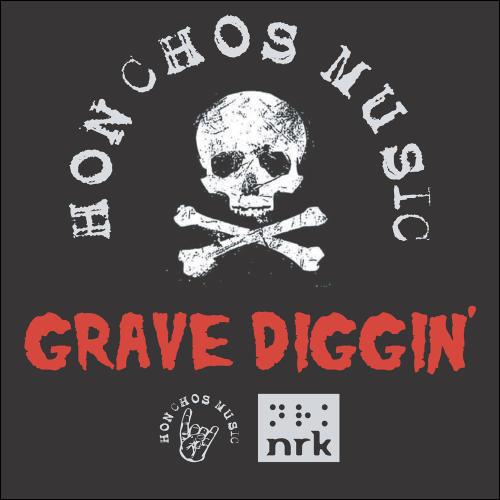 Album Art - Honchos Music - Grave Diggin