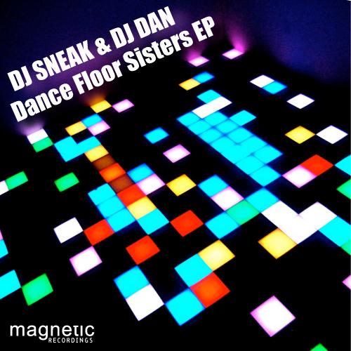 Album Art - Dance Floor Sisters EP