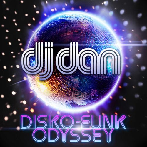 Album Art - Disko Funk Odyssey