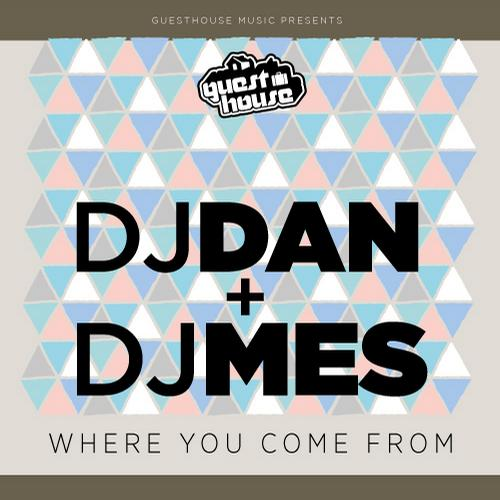 Where You Come From Album Art