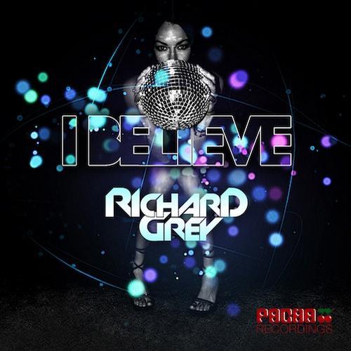 Album Art - I Believe
