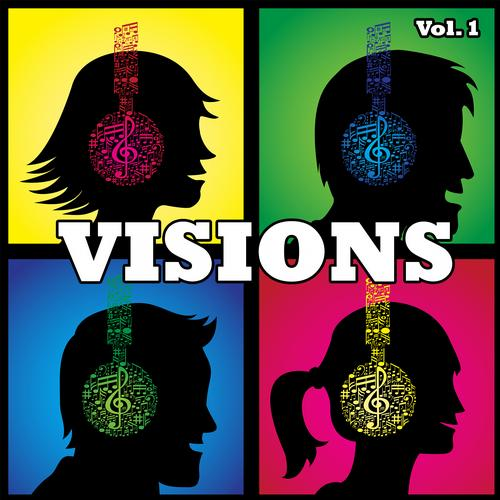 Album Art - Visions, Vol. 01