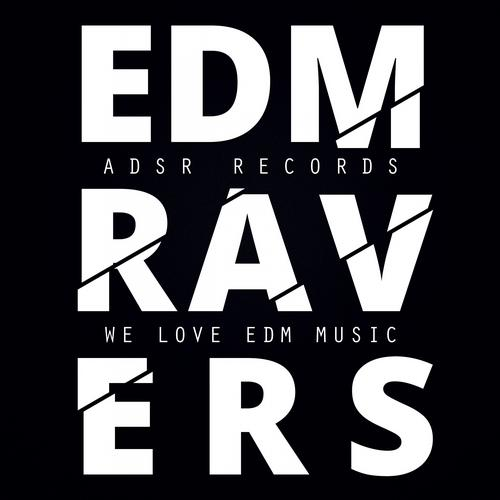Album Art - EDM Ravers (We Love EDM Music)