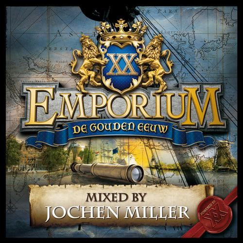 Album Art - Emporium 2012 (Mixed by Jochen Miller)