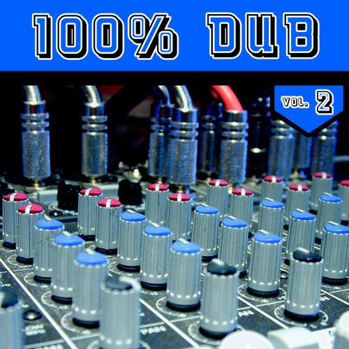 Album Art - 100% Dub Volume 2