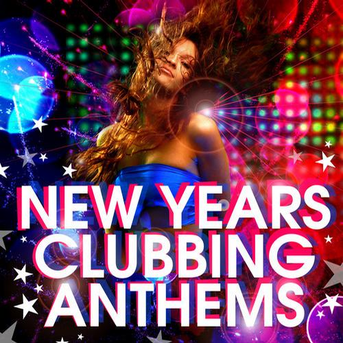 Album Art - New Years Clubbing Anthems