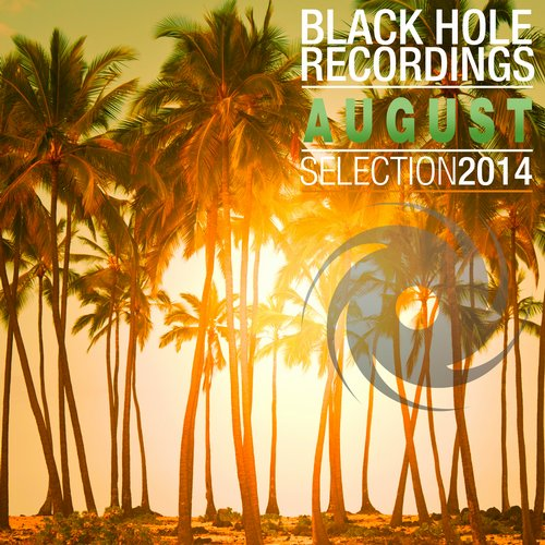 Album Art - Black Hole Recordings August 2014 Selection