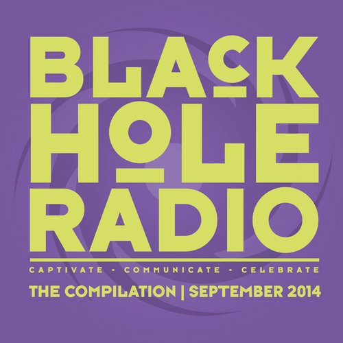 Album Art - Black Hole Radio September 2014