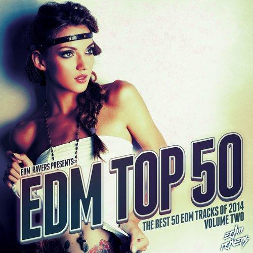 Album Art - EDM Top 50, Vol. 2
