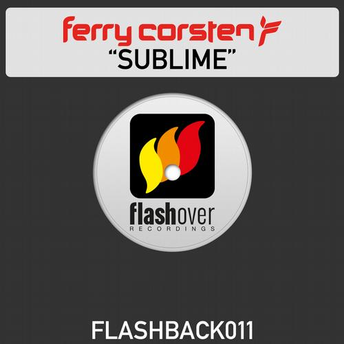 Album Art - Ferry Corsten - Sublime