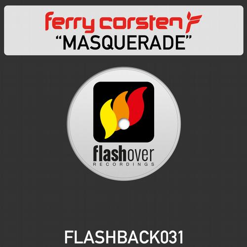 Album Art - Ferry Corsten - Masquerade