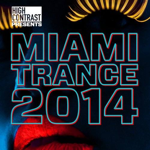 Album Art - High Contrast Miami Trance 2014