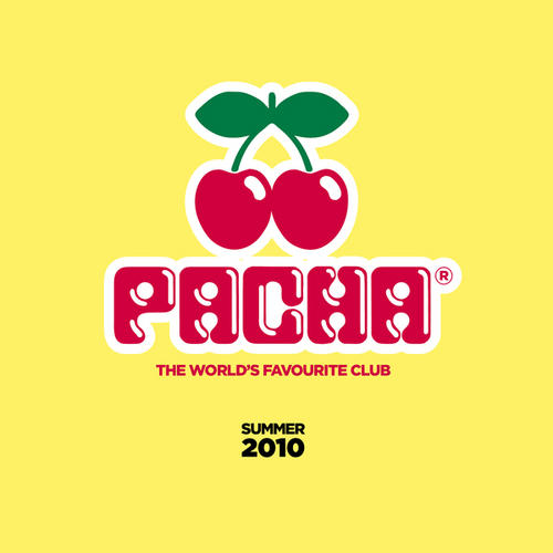 Album Art - Pacha - The World's Favourite Club (Summer 2010)