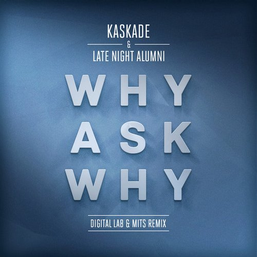Album Art - Why Ask Why - Digital LAB & MITS Remix