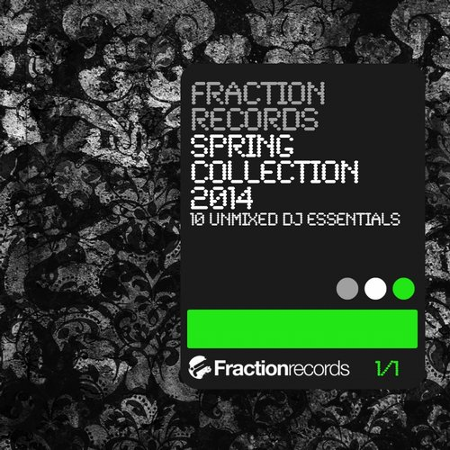 Album Art - Fraction Records Spring Collection 2014