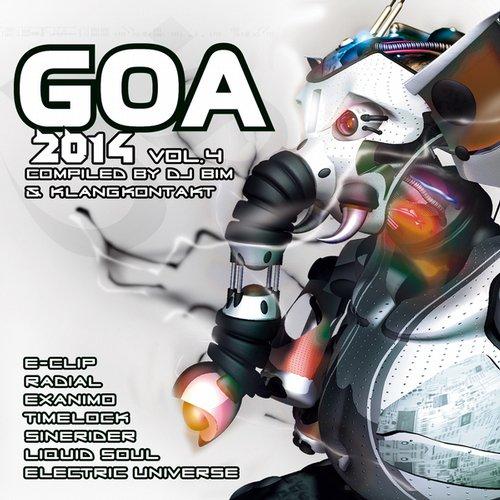 Album Art - Goa 2014, Vol. 4