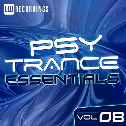 Album Art - Psy-Trance Essentials Vol. 08