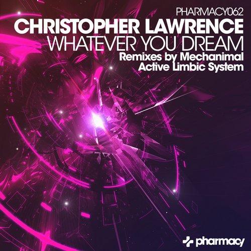 Album Art - Whatever You Dream