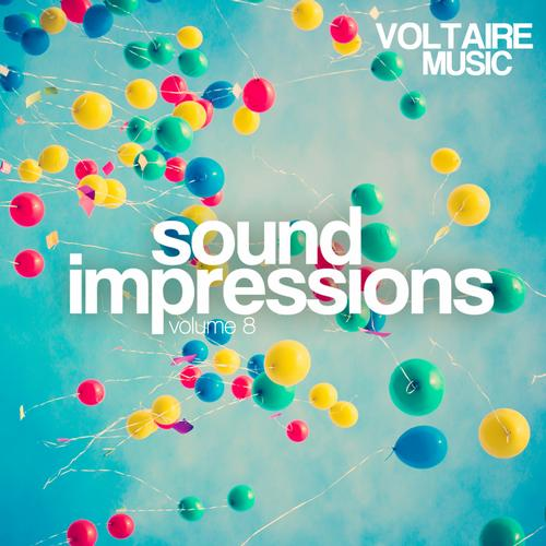 Album Art - Sound Impressions Volume 8