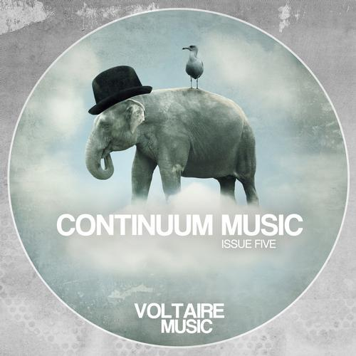 Album Art - Continuum Music Issue 5