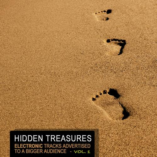 Album Art - Hidden Treasures, Vol. 1 - Electronic Tracks Advertised to a Bigger Audience