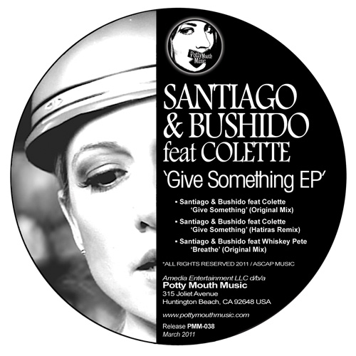 Album Art - Give Something EP