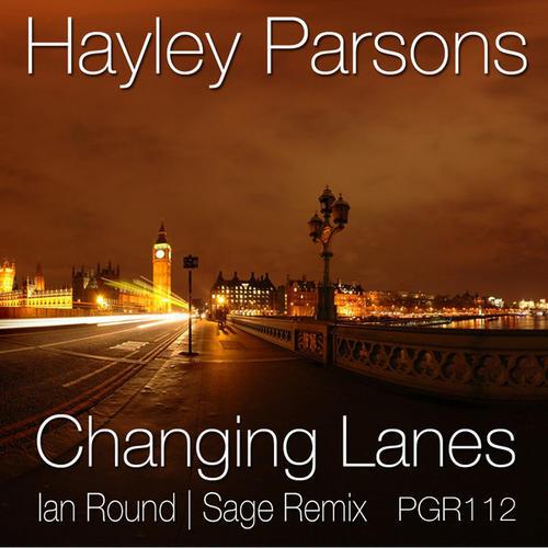 Album Art - Changing Lanes Remixes