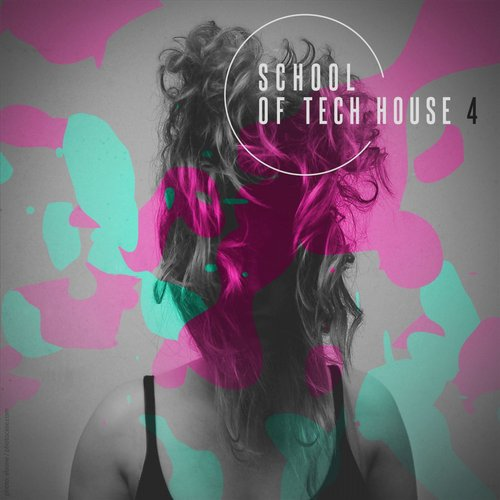 Album Art - School Of Tech House Vol. 4