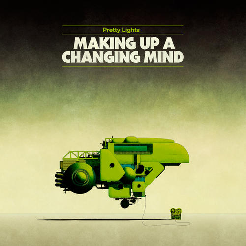 Album Art - Making Up A Changing Mind